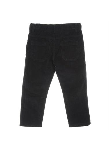 Panço Erkek Çocuk Basic Kadife Pantolon 9931150100 Siyah